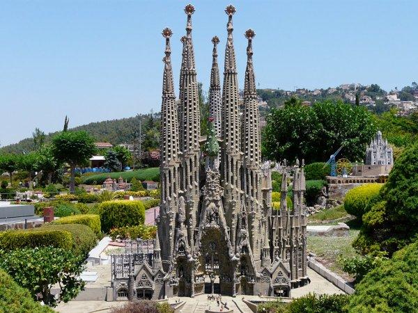 Барселона достопримечательности фото и описание с названиями