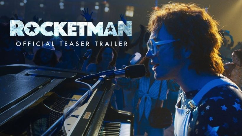 Cartel de 'RocketMan'