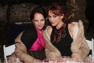 Alexandra Zurcher y Alejandra Fosalba