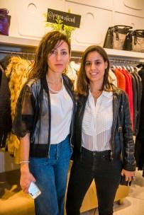 Bárbara Meschede y Alejandra Pumarino