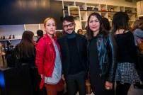 Natalia Schwarzenberg, Daniel Pacheco, Paty Leiva