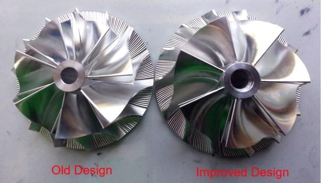 CW design improvement