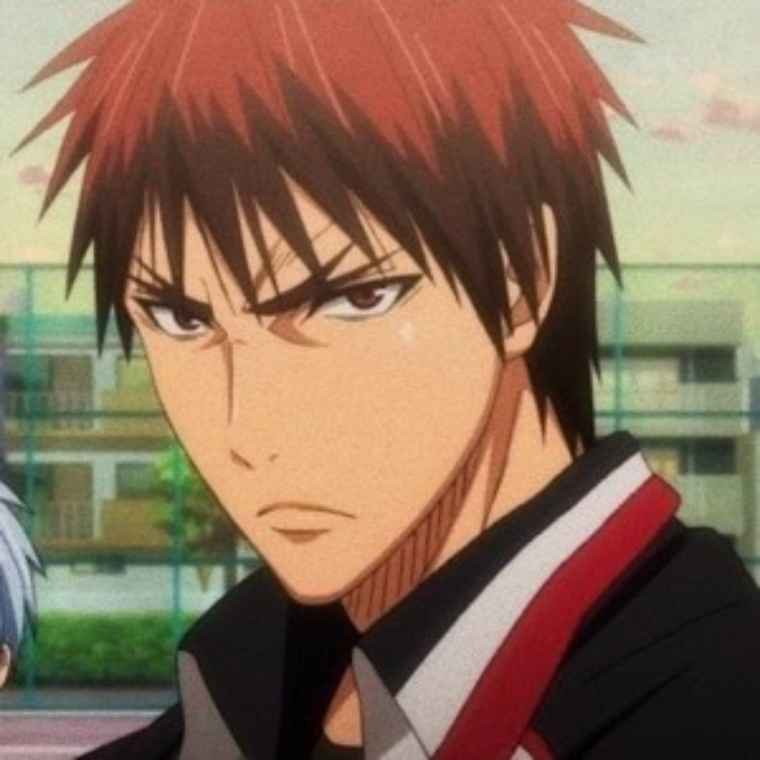 Meg thomas, an american and close friends with kagami taiga and himuro tatsuya, is in a foreign exchange student program and leaves america and moves to japan. Taiga Kagami Merchandise Request Details