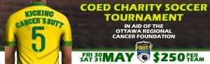 Kicking Cancer's Butt Tournament 2014