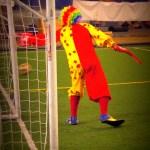 KCB III Dave as Clown