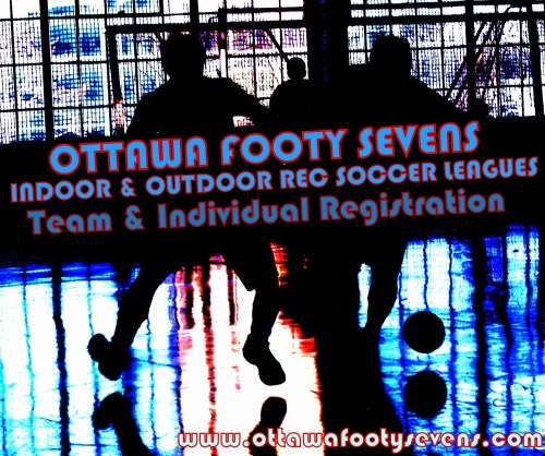 Team and Individual Soccer registration