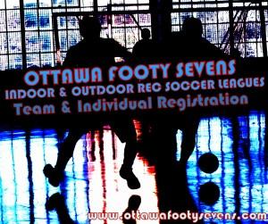 Coed, Men's & Women's Soccer Leagues in Ottawa