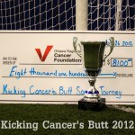 Kicking Cancer's Butt Cheque