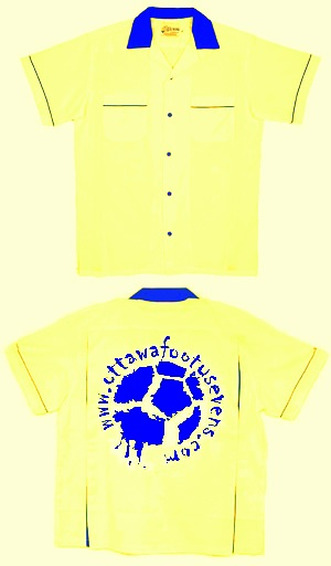 Bowling Footy Shirt
