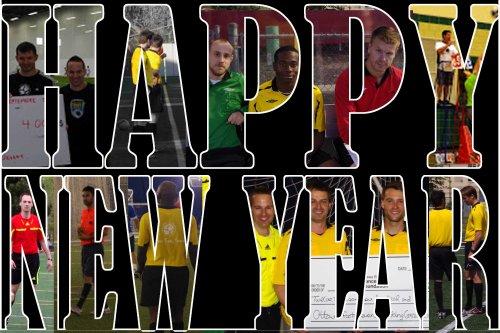 Happy New Year from Ottawa Footy Sevens
