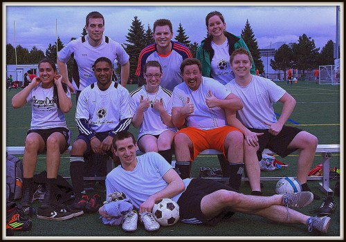 Ottawa Footy Sevens Friday league