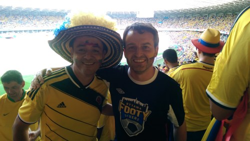 Footy Sevens at the World Cup