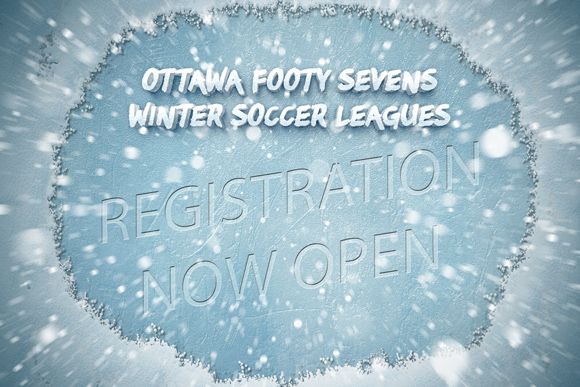 Registration open for Ottawa Footy Sevens Winter 2018 leagues.