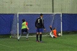 OFS - Bentley Tournie Goalie beaten at far post