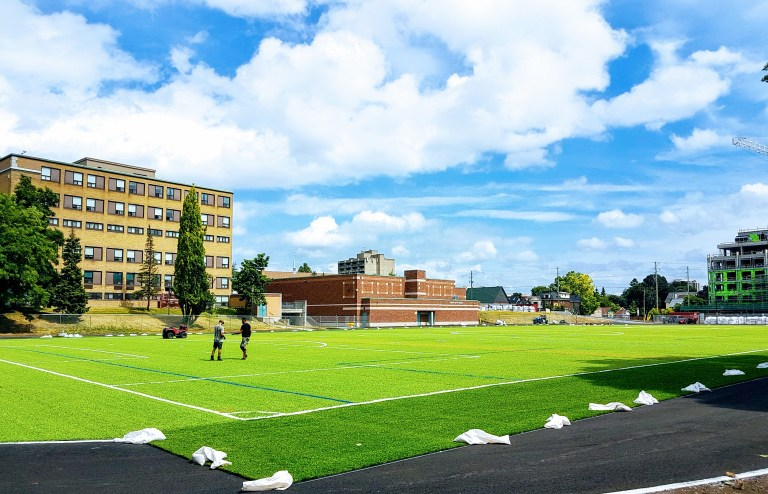 Ottawa Footy Sevens at Immaculata High School