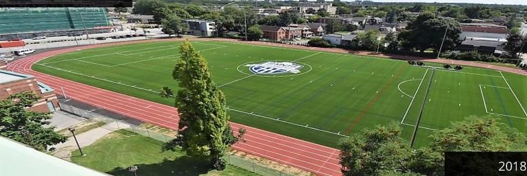 New Turf Field at Immaculata High School