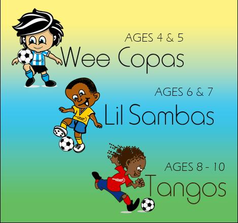 Li'l Sambas Children's Soccer