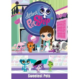 Sweetest Pets DVD Cover