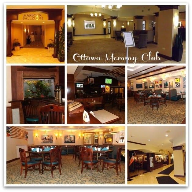 Double Tree Hotel Syracuse, NY- Main Lobby & Restaurant