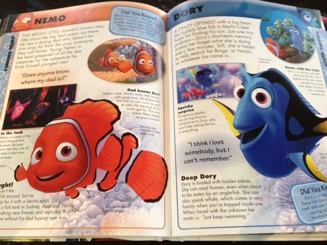 dk disney pixar books review giveaway   ottawa mommy club ottawa mommy club