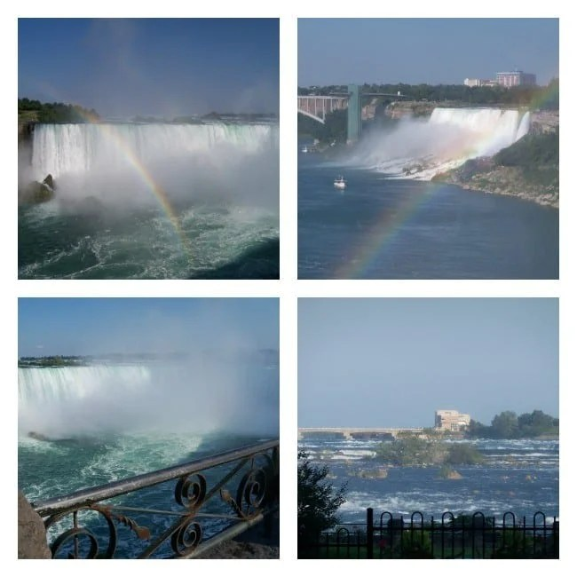 Family Trip to Toronto and Niagara Falls Review