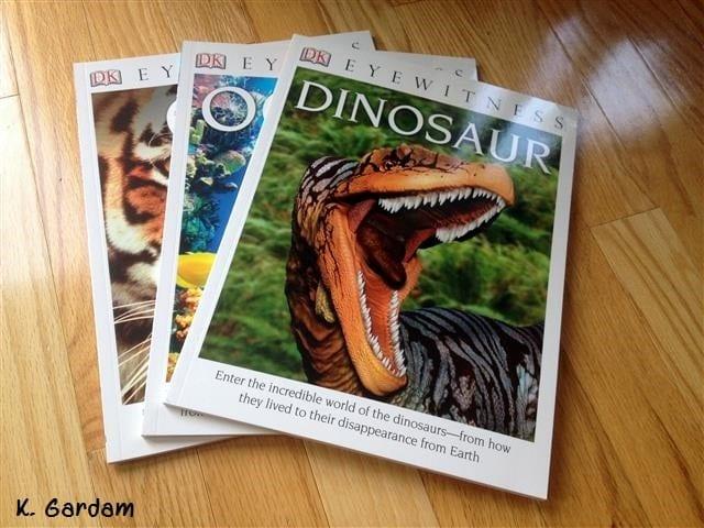 DK Canada Eyewitness Books
