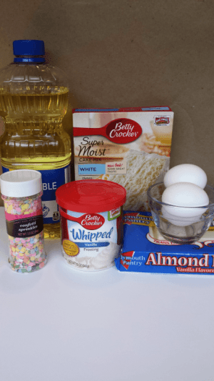 Homemade Easter Cakes ingredient photo (1) (Medium)