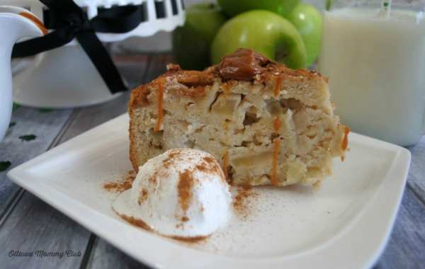 Irish Apple Cake