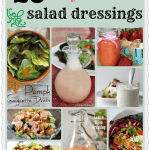 20 Easy To Make Salad Dressings
