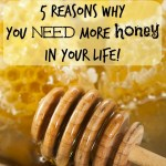 5 Reasons Why You Need More Honey in Your Life!