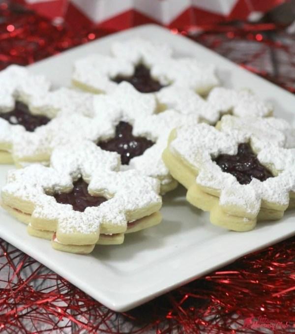 Canada Day Maple Leaf Cookies Recipe