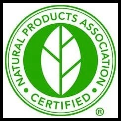 Certified Natural Product Association Symbol