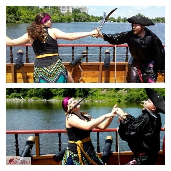 A Swashbuckling Time at Pirate Adventures