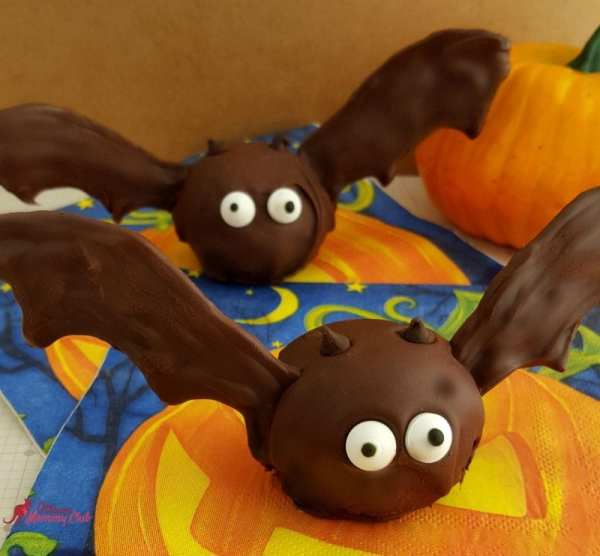 Oreo Bat Truffles recipe