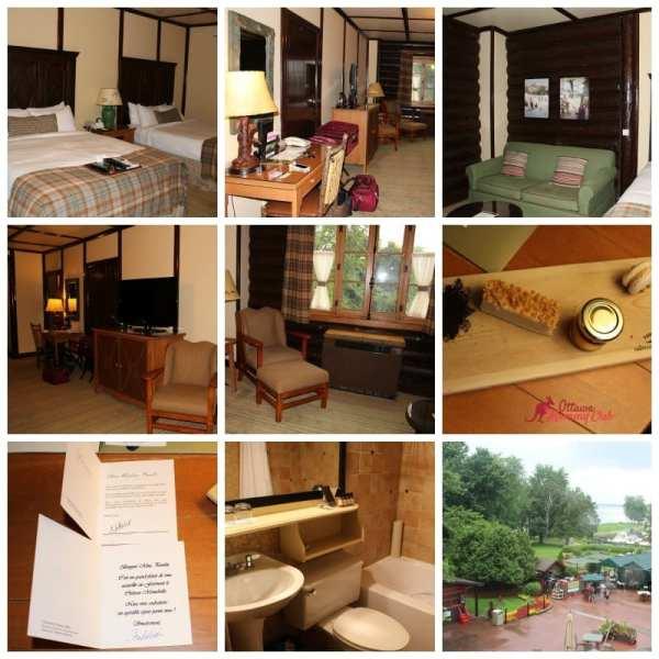 Fairmont Le Château Montebello Deluxe Room