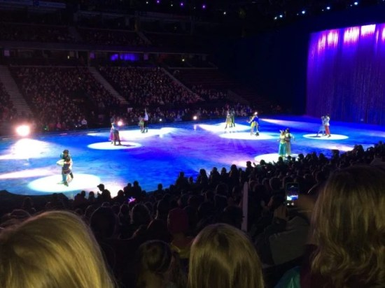 Disney on Ice Ottawa