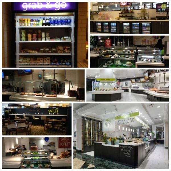 Market Garden, Expresso Coffee Bar, and Wine Bar Chelsea Hotel Toronto