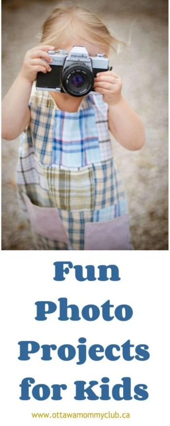 Fun Photo Projects for Kids