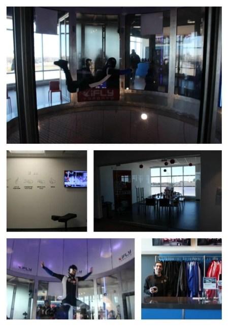 iFly Toronto Experience