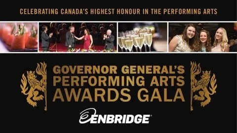 Governor General's Performing Arts Awards Gala