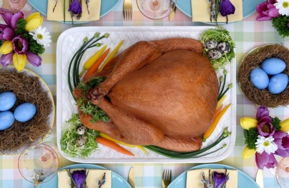 Lighten your Spring Meals with Canadian Turkey!