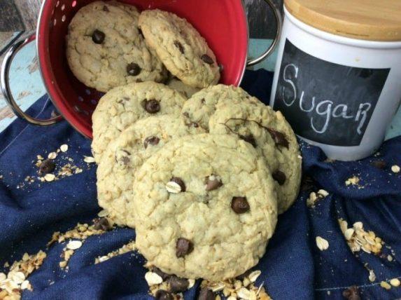 Texas Cowboy Cookies Recipe
