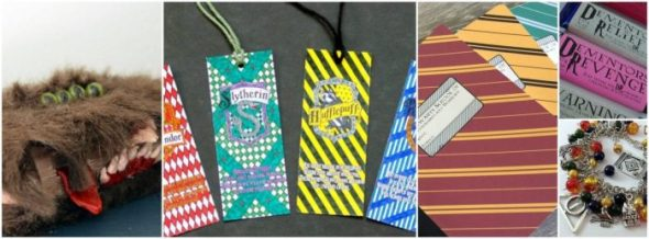 20 Harry Potter Crafts To Celebrate The Birth Of The Boy Who