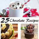 25 Delicious Chocolate Recipes