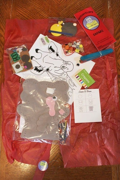 Open a World of Fun with myfunenvelope! #Review #Giveaway