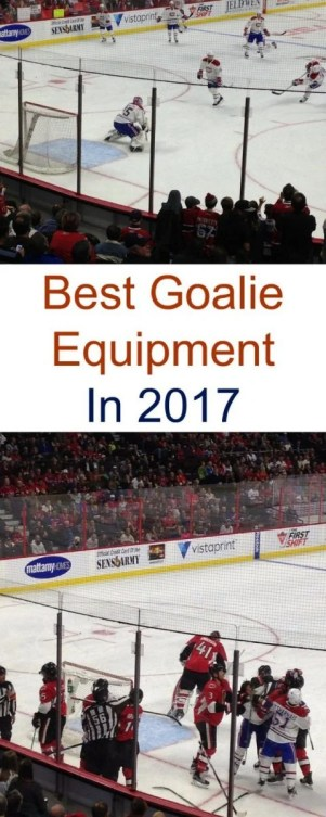 Best Hockey Goalie Equipment In 2017