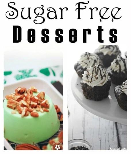 16 Sugar Free Desserts