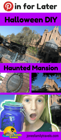 Halloween DIY & Craft | Disney Haunted Mansion Decoration