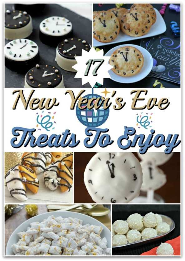 17 New Year's Eve Treats To Enjoy