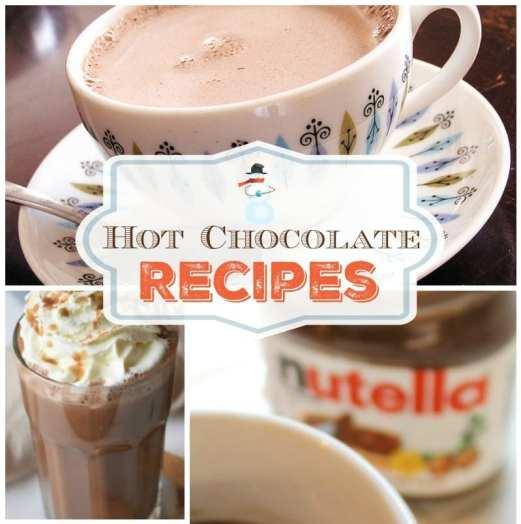 Delicious Hot Chocolate Recipes
